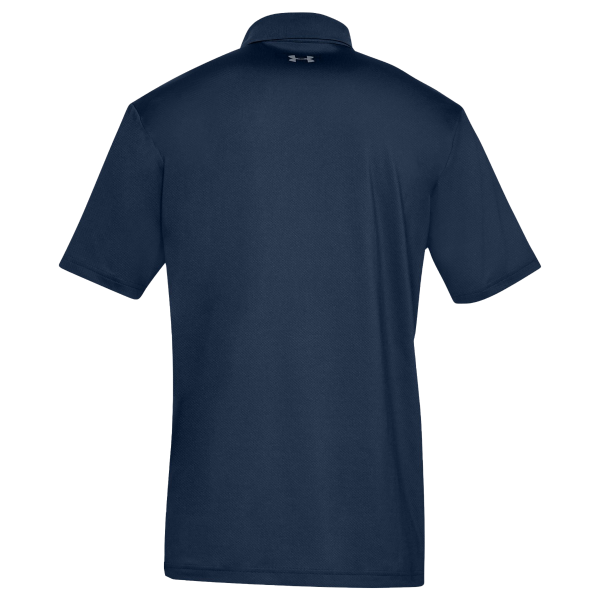 Under Armour Mens Performance Polo Textured