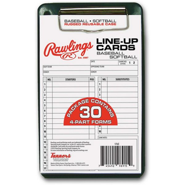 Rawlings Line-Up Card Case