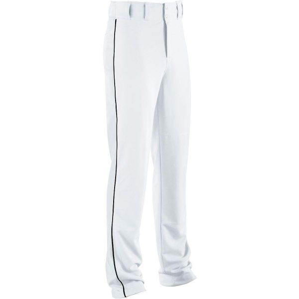 High Five Adult Classic Double-Knit Piped Baseball Pant