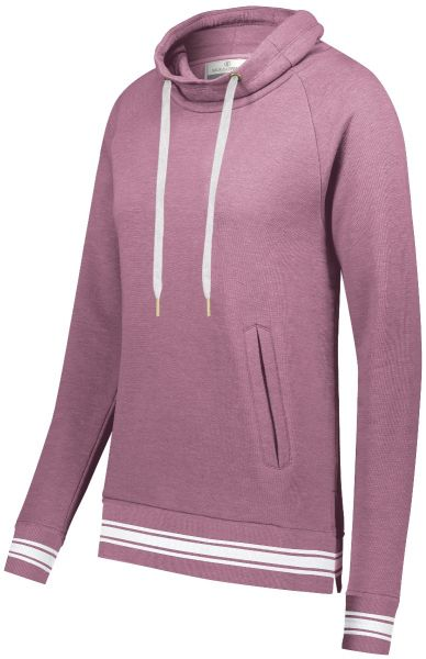 Holloway Ladies Ivy League Funnel Neck Pullover