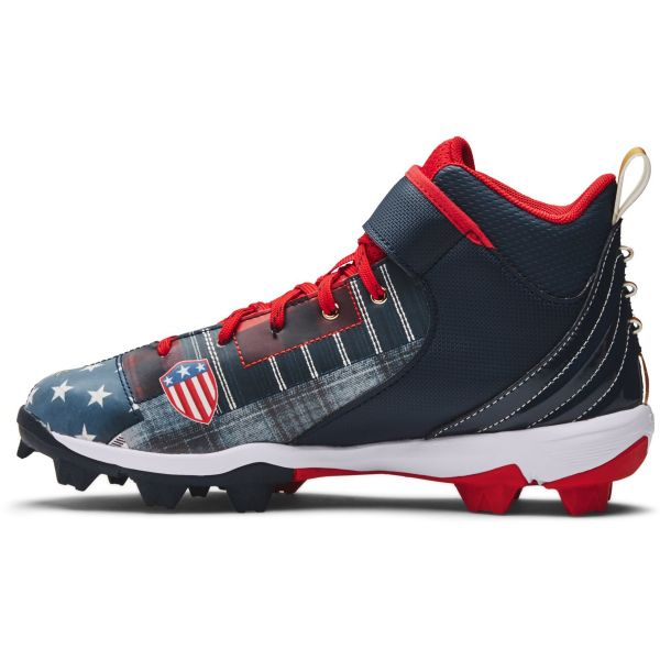 Under Armour Harper 5 Mid Rubber Molded Jr Limited Edition Cleat