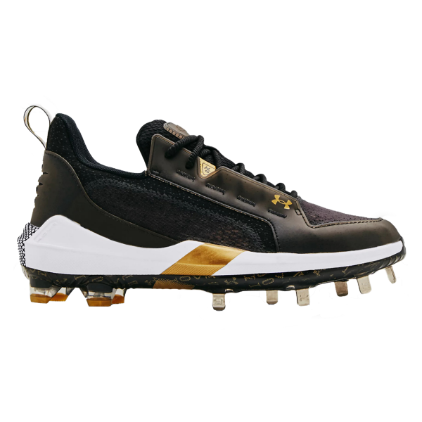 Under Armour Mens Harper 6 Low ST Baseball Cleats