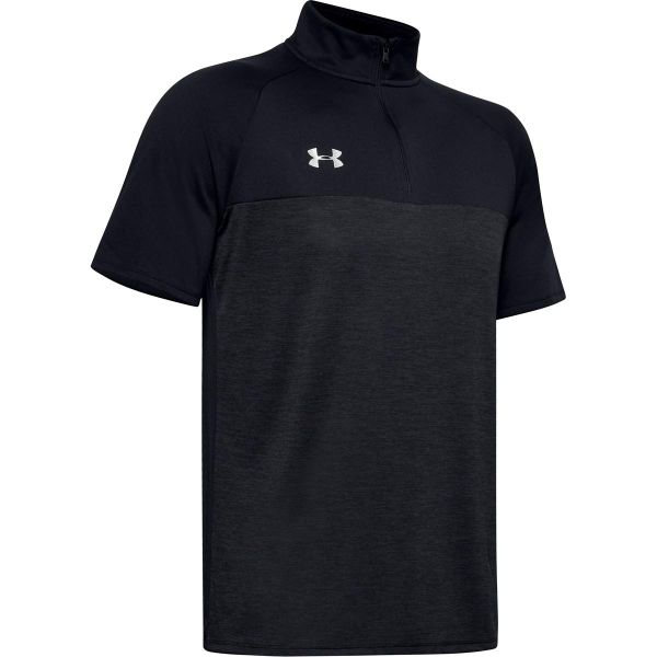 Under Armour Mens Locker SS 1/4 Zip