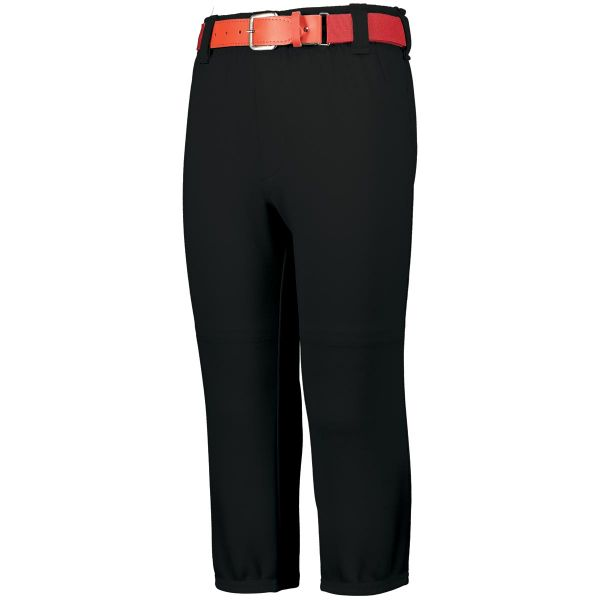 Augusta Pull-Up Baseball Pant With Loops