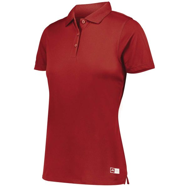Russell Ladies Essential Polo