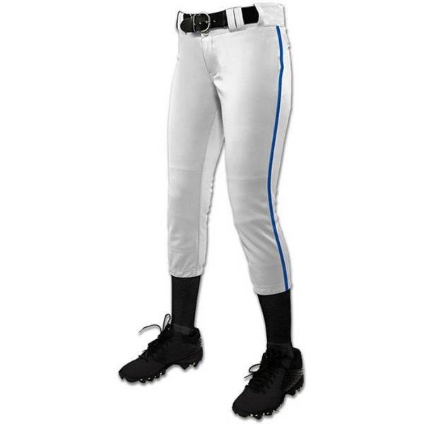 Champro Women's Tournament Fastpitch Pant with Piping