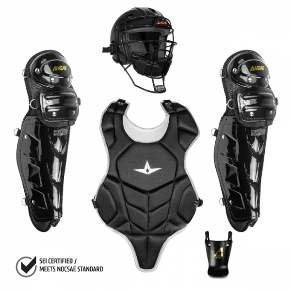 All Star Tball League Series Catching Kit Nocsae