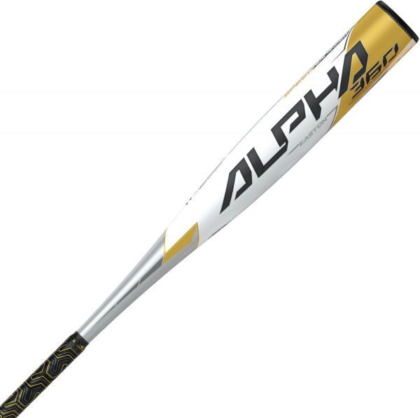Easton 2020 Alpha 360 -10 USSSA Baseball Bat (2 5/8